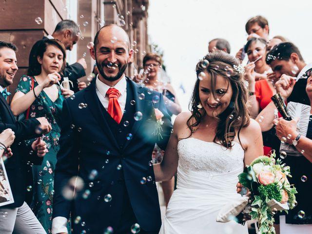 Le mariage de Mathieu et Muriel à Strasbourg, Bas Rhin 24