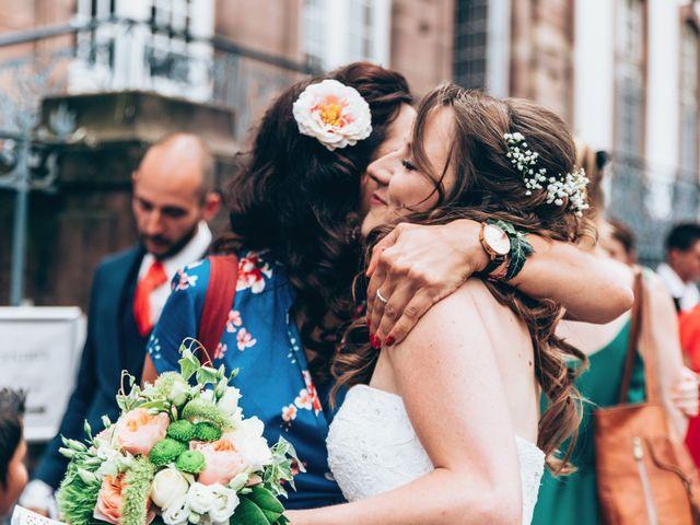 Le mariage de Mathieu et Muriel à Strasbourg, Bas Rhin 25