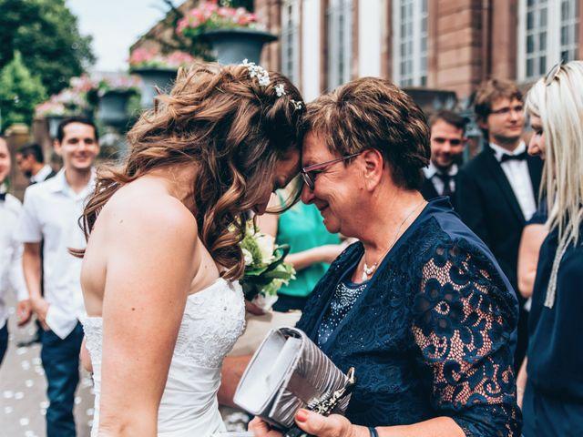 Le mariage de Mathieu et Muriel à Strasbourg, Bas Rhin 26