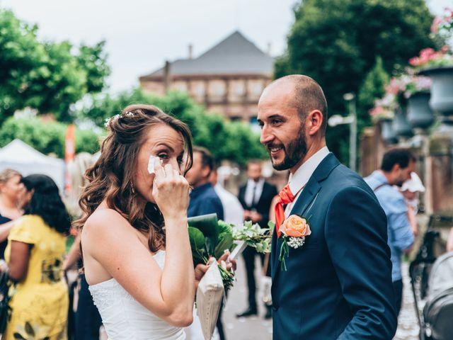 Le mariage de Mathieu et Muriel à Strasbourg, Bas Rhin 27