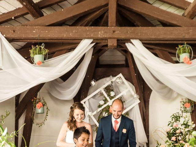 Le mariage de Mathieu et Muriel à Strasbourg, Bas Rhin 43