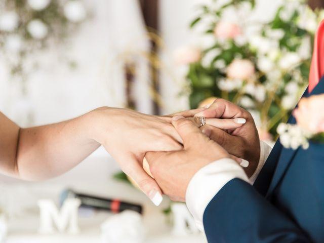 Le mariage de Mathieu et Muriel à Strasbourg, Bas Rhin 48