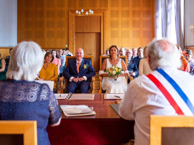 Le mariage de Gaël et Sophie à Nantes, Loire Atlantique 10