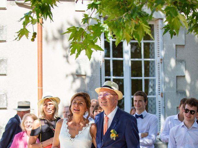 Le mariage de Gaël et Sophie à Nantes, Loire Atlantique 38