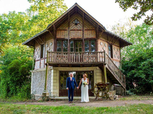 Le mariage de Gaël et Sophie à Nantes, Loire Atlantique 1