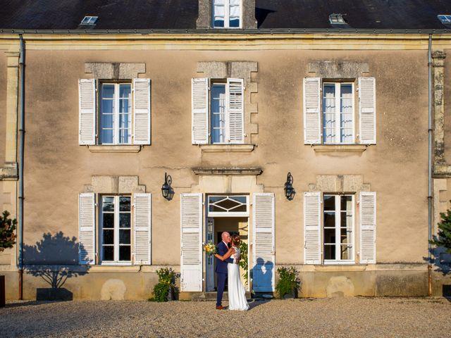 Le mariage de Gaël et Sophie à Nantes, Loire Atlantique 64