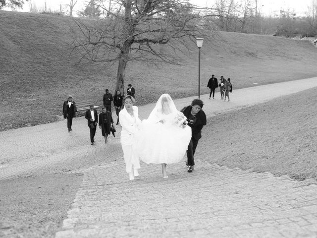 Le mariage de Eric et Laetitia à Vincennes, Val-de-Marne 1