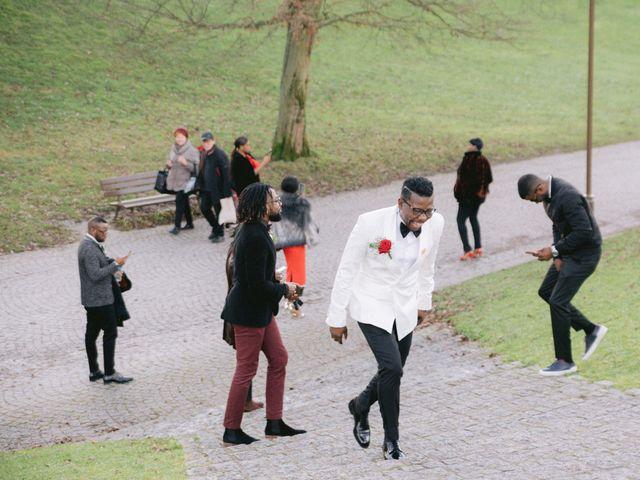 Le mariage de Eric et Laetitia à Vincennes, Val-de-Marne 15