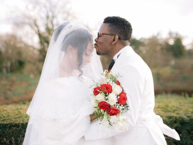 Le mariage de Eric et Laetitia à Vincennes, Val-de-Marne 2