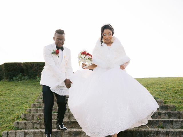 Le mariage de Eric et Laetitia à Vincennes, Val-de-Marne 21