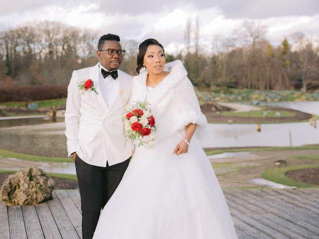 Le mariage de Eric et Laetitia à Vincennes, Val-de-Marne 32