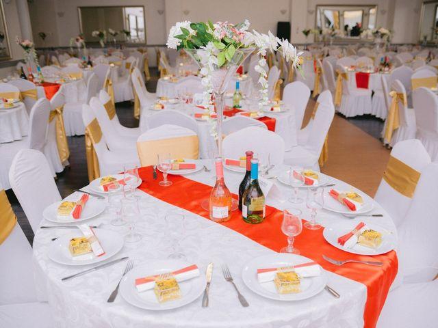Le mariage de Eric et Laetitia à Vincennes, Val-de-Marne 61
