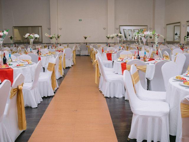 Le mariage de Eric et Laetitia à Vincennes, Val-de-Marne 60