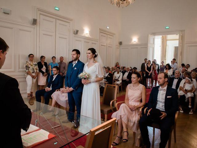 Le mariage de Jonathan et Laure à Bourges, Cher 10