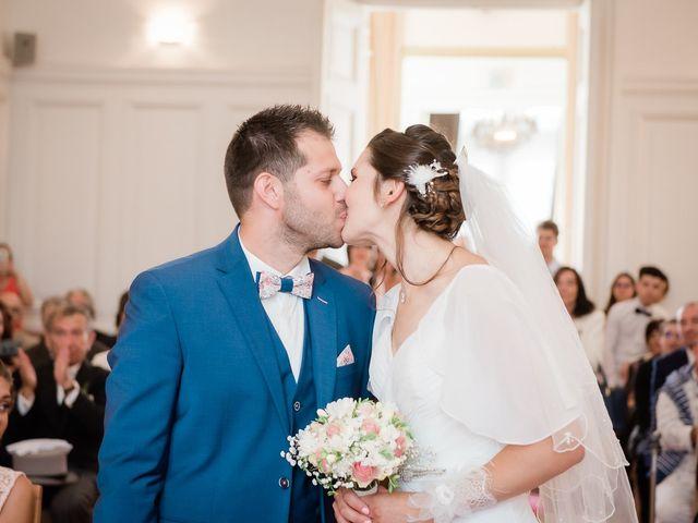 Le mariage de Jonathan et Laure à Bourges, Cher 12