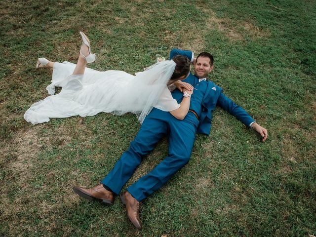 Le mariage de Jonathan et Laure à Bourges, Cher 20