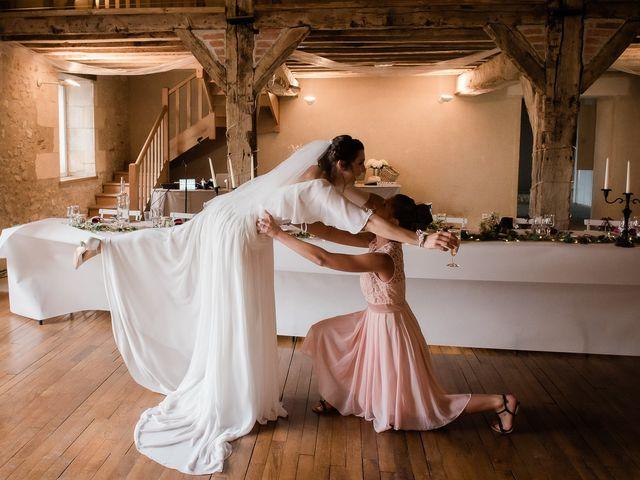 Le mariage de Jonathan et Laure à Bourges, Cher 38