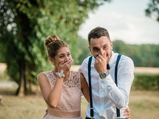 Le mariage de Jonathan et Laure à Bourges, Cher 1