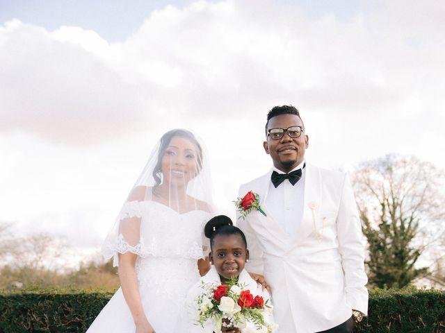 Le mariage de Eric et Laetitia à Vincennes, Val-de-Marne 19