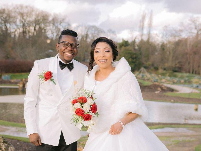 Le mariage de Eric et Laetitia à Vincennes, Val-de-Marne 30