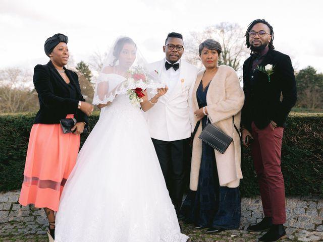 Le mariage de Eric et Laetitia à Vincennes, Val-de-Marne 31