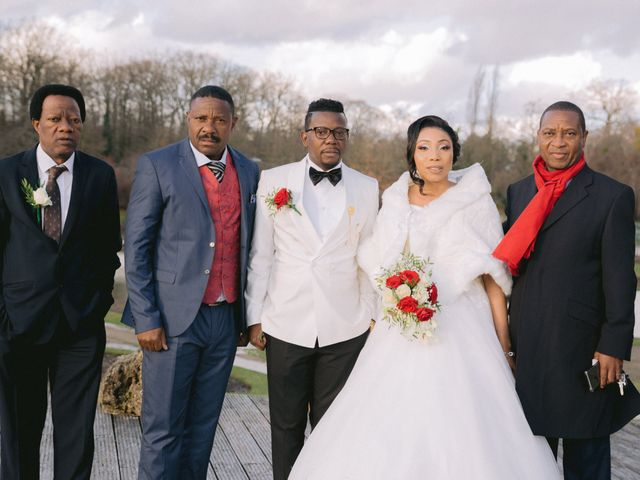 Le mariage de Eric et Laetitia à Vincennes, Val-de-Marne 28