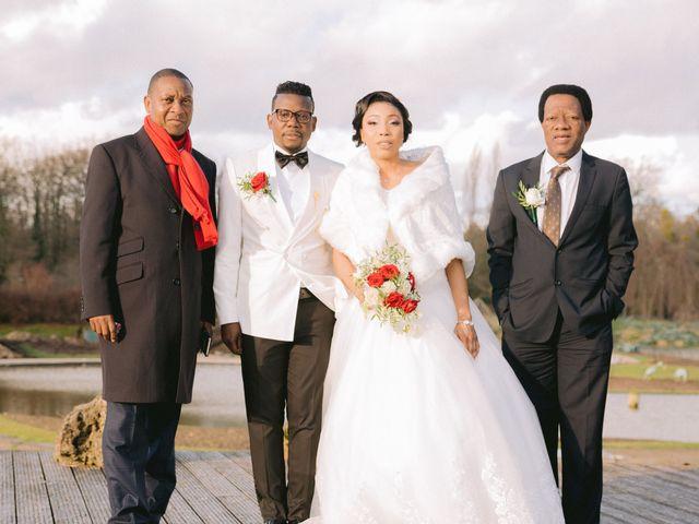 Le mariage de Eric et Laetitia à Vincennes, Val-de-Marne 29
