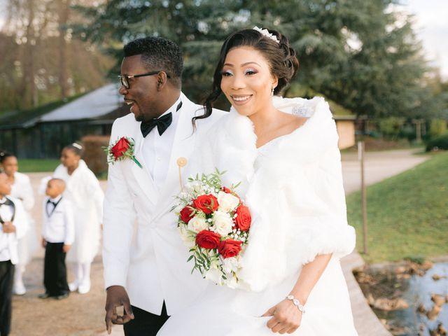 Le mariage de Eric et Laetitia à Vincennes, Val-de-Marne 22