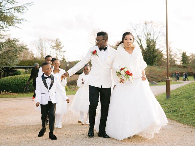 Le mariage de Eric et Laetitia à Vincennes, Val-de-Marne 23