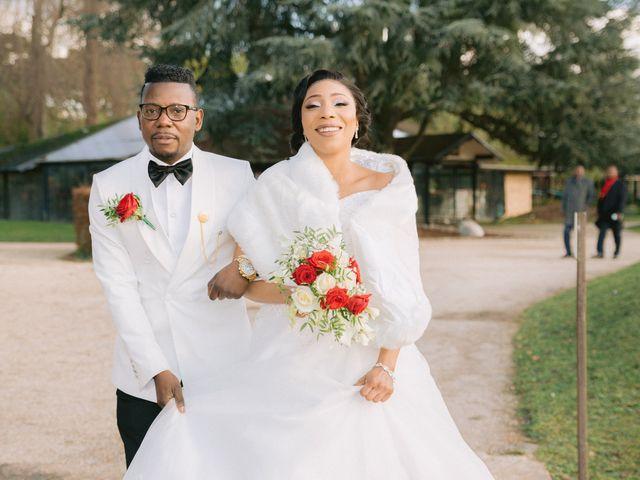Le mariage de Eric et Laetitia à Vincennes, Val-de-Marne 25