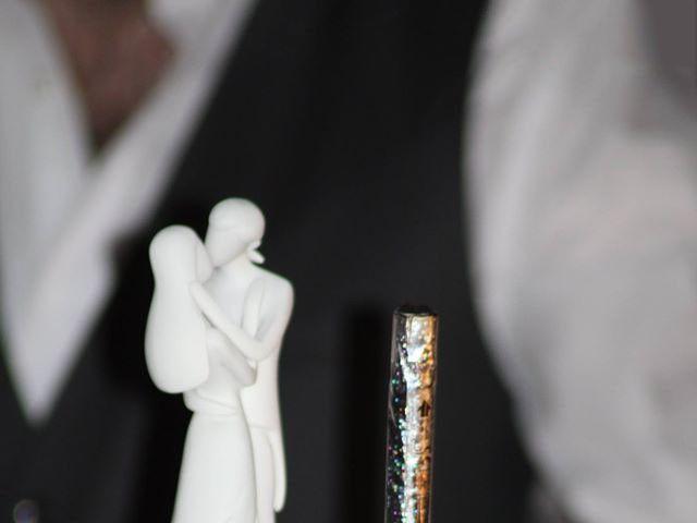 Le mariage de Benoît et Dorina à Saint-Martin-des-Noyers, Vendée 56