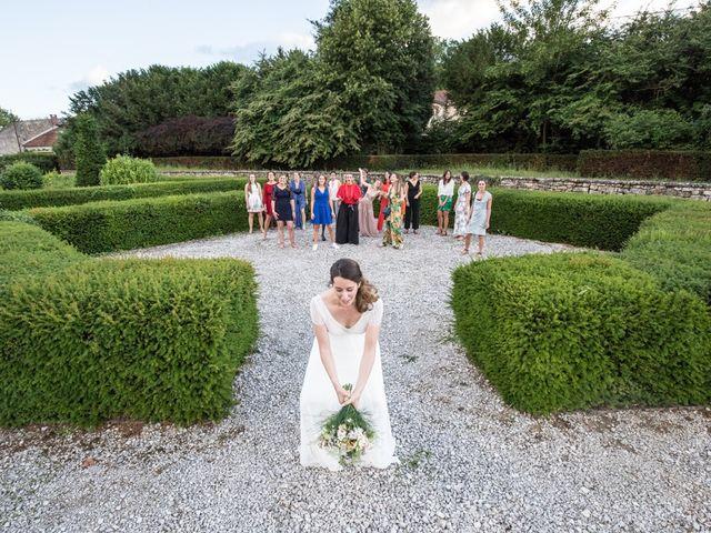 Le mariage de Mathieu et Madeline à Auxerre, Yonne 1