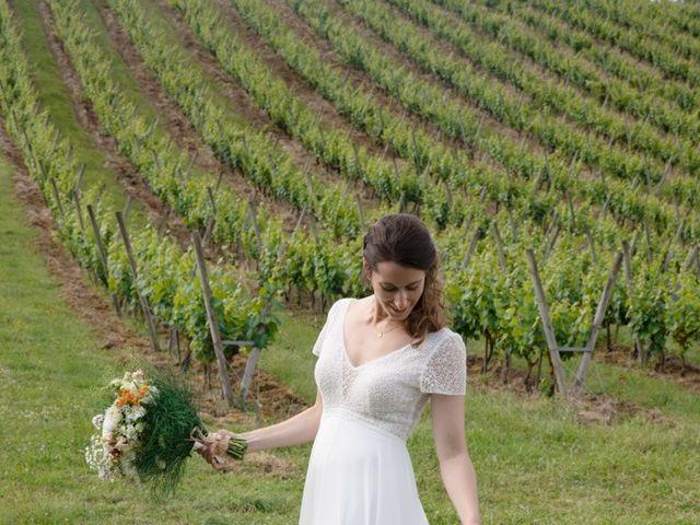 Le mariage de Mathieu et Madeline à Auxerre, Yonne 18