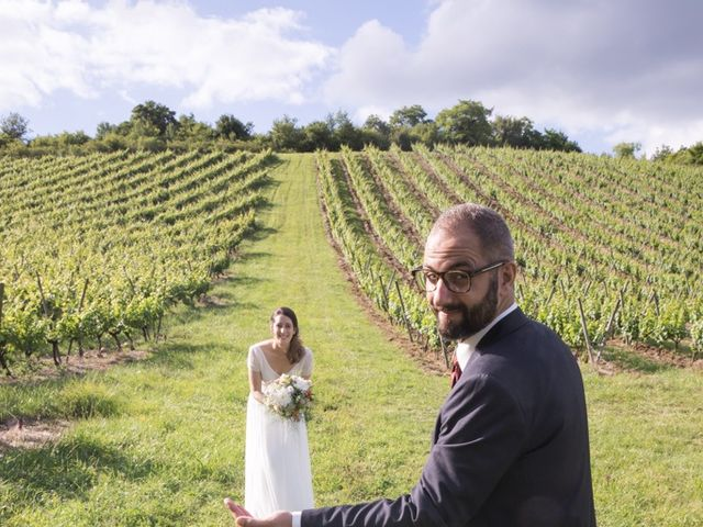 Le mariage de Mathieu et Madeline à Auxerre, Yonne 14