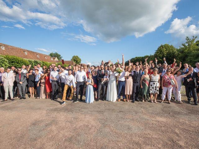 Le mariage de Mathieu et Madeline à Auxerre, Yonne 15