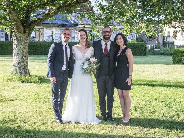 Le mariage de Mathieu et Madeline à Auxerre, Yonne 27