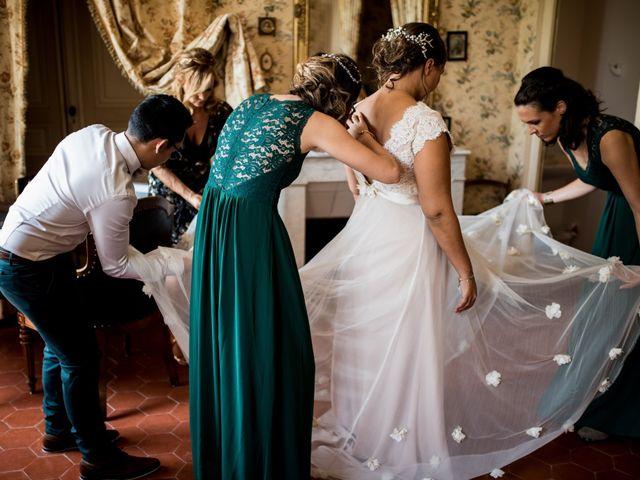 Le mariage de Alexandre et Manon à Sauve, Gard 20