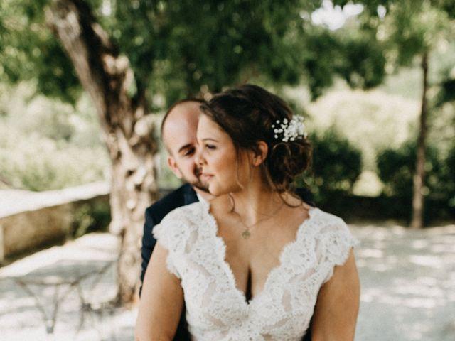 Le mariage de Alexandre et Manon à Sauve, Gard 31