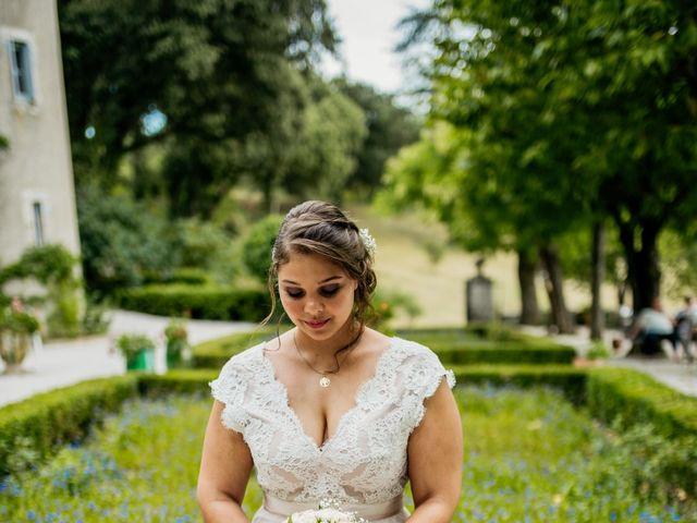 Le mariage de Alexandre et Manon à Sauve, Gard 35