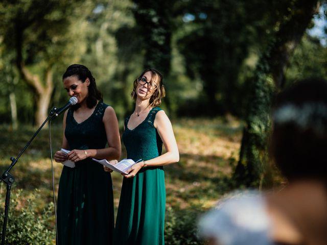 Le mariage de Alexandre et Manon à Sauve, Gard 36