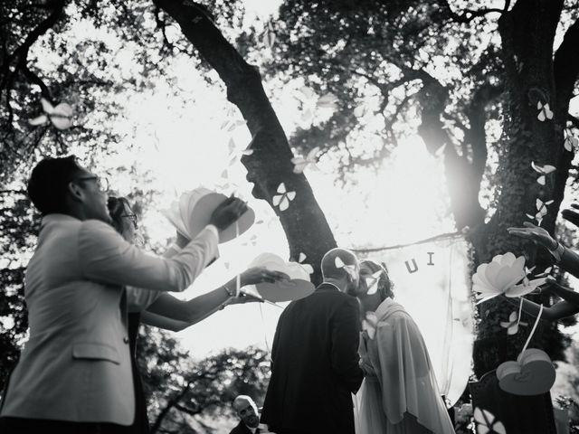 Le mariage de Alexandre et Manon à Sauve, Gard 38