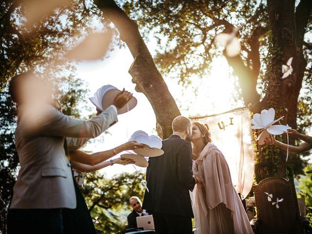 Le mariage de Alexandre et Manon à Sauve, Gard 39