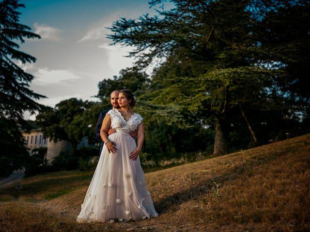 Le mariage de Alexandre et Manon à Sauve, Gard 54