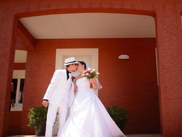 Le mariage de Nicolas et Nathalie à Béziers, Hérault 8
