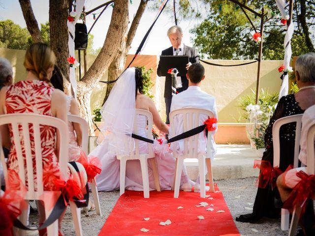Le mariage de Nicolas et Nathalie à Béziers, Hérault 19