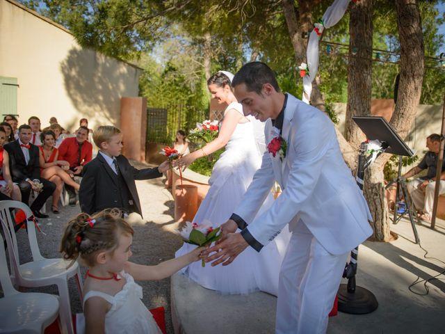 Le mariage de Nicolas et Nathalie à Béziers, Hérault 21