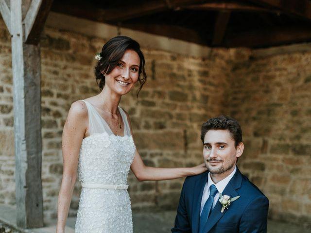 Le mariage de Baptiste et Sédrine à Collonges-au-Mont-d'Or, Rhône 5