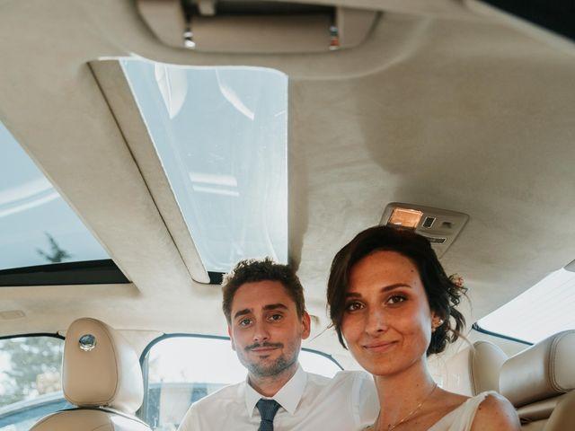 Le mariage de Baptiste et Sédrine à Collonges-au-Mont-d'Or, Rhône 8