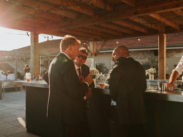 Le mariage de Baptiste et Sédrine à Collonges-au-Mont-d'Or, Rhône 22