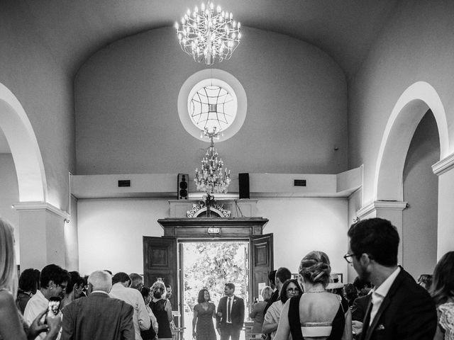 Le mariage de Baptiste et Sédrine à Collonges-au-Mont-d'Or, Rhône 9